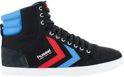 Hummel Slimmer Stadil High Canvas women bei sidestep