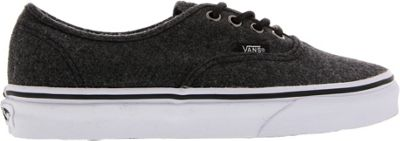 Vans Authentic, Trend Leinen flach GRAU