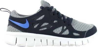 Nike Free Run 2.0 junior, Trend Free GRAU
