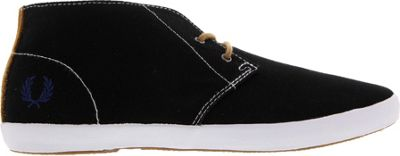 Fred Perry Byron Mid Heavy Canvas bei sidestep